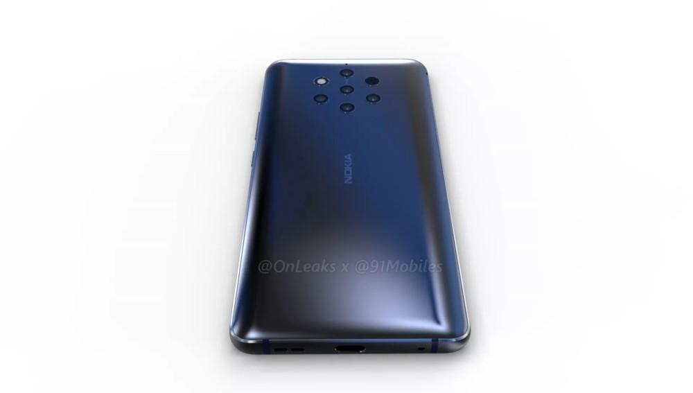 Nokia 9 Pureview : une charge rapide certifiée, oui, mais pas la meilleure non plus