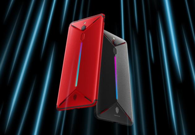 Nubia Red Magic Mars : le smartphone gamer passe au Snapdragon 845 avec 10 Go de RAM