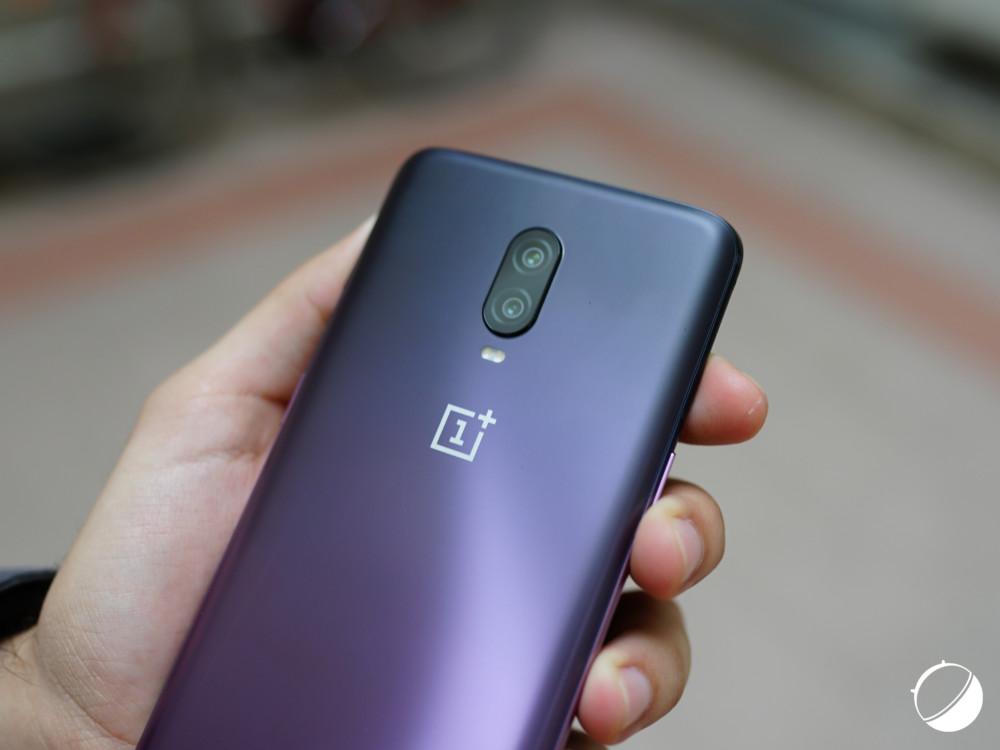 "Le OnePlus 6T ""Thunder Purple"""