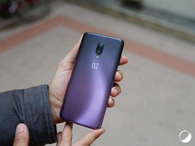OnePlus 6T Thunder Purple : nos photos du smartphone violet, disponible en France