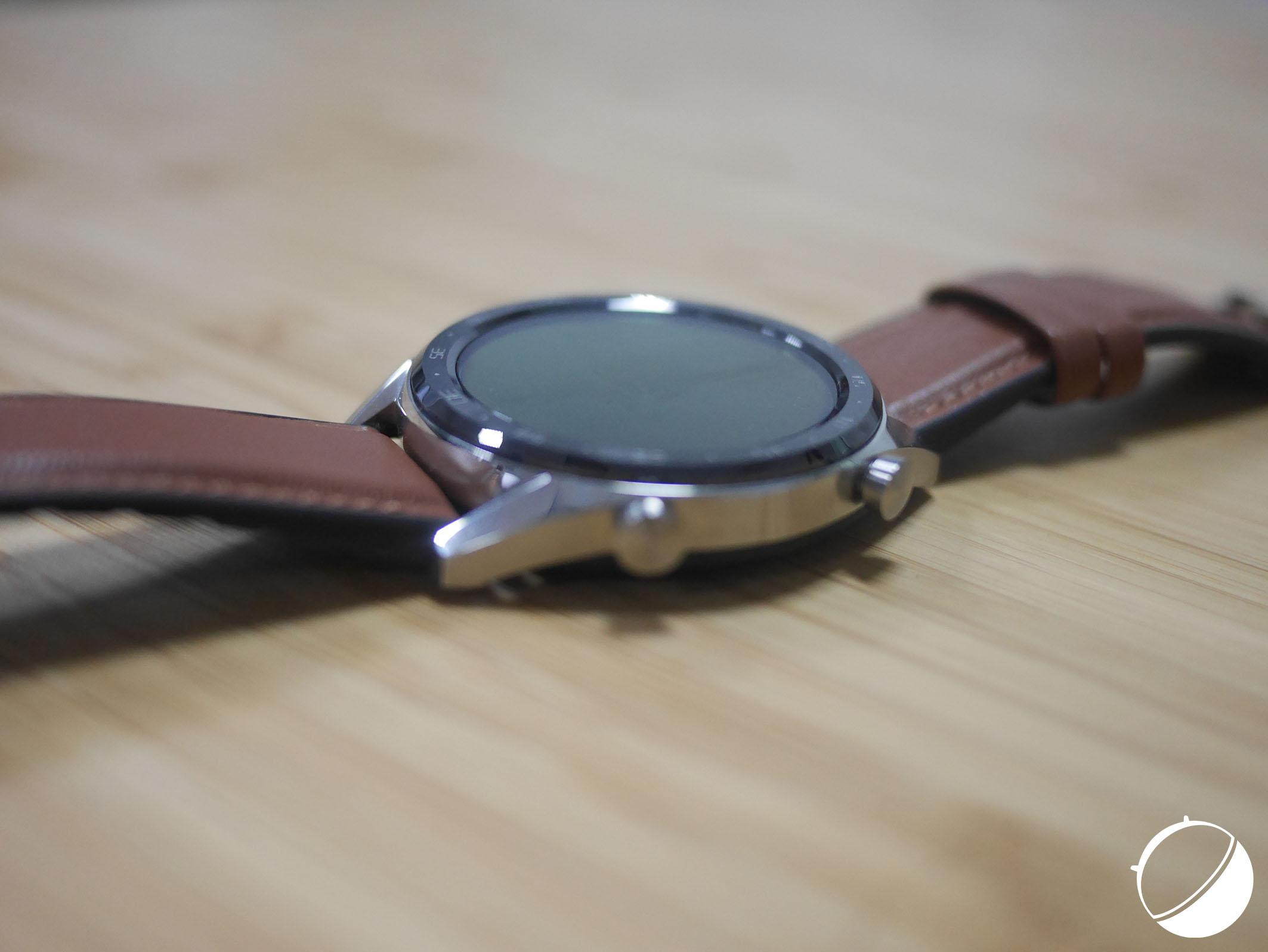 huawei watch gt bracelet cuir