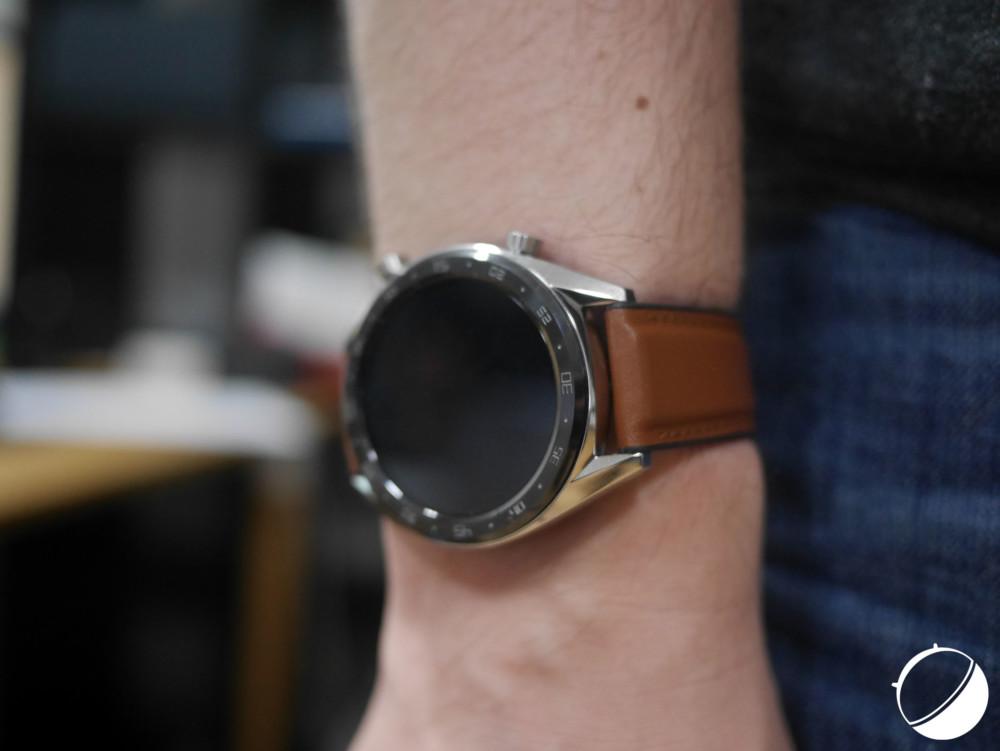 La Huawei Watch GT ne permet pas d'activer un mode always-on