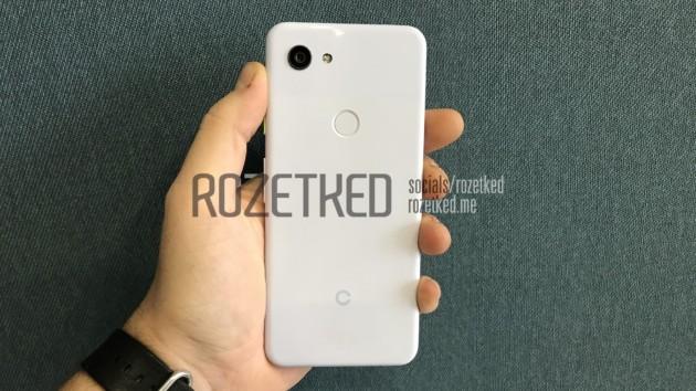Google Pixel 3 Lite en fuite : Snapdragon 670, design sans encoche et retour de la prise jack