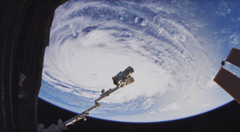 Can your smartphone export this 8K video captured by NASA