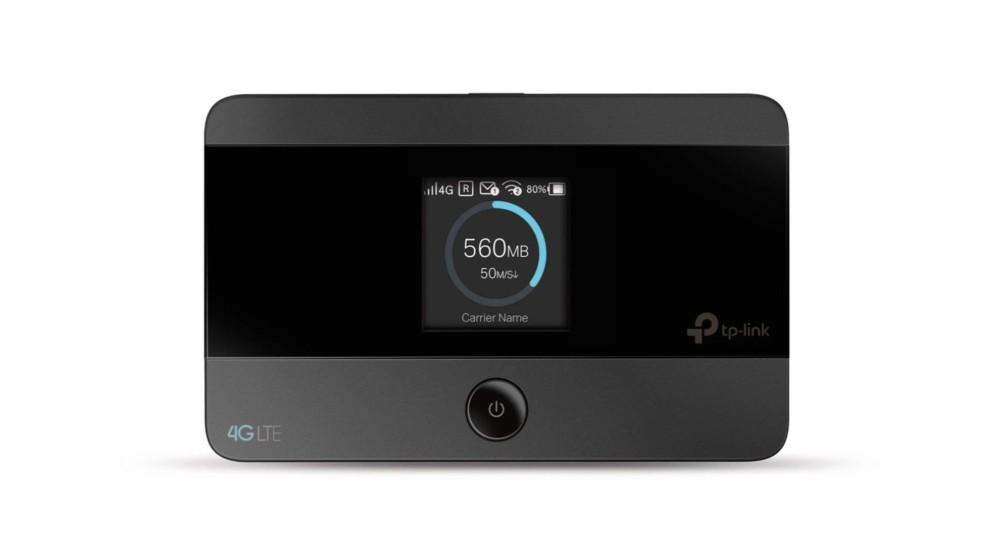 Le TP-LinkM7350 est un routeur4G au rapport qualité-prix très intéressant.