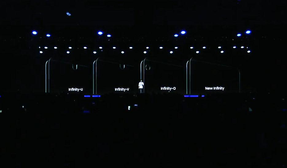 Samsung devrait finalement céder à la mode de l'encoche