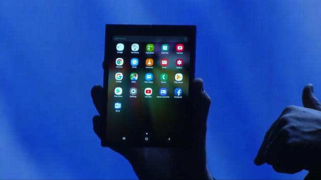 Samsung Galaxy Fold et Galaxy S10 5G : grosses batteries pour autonomie supérieure en approche