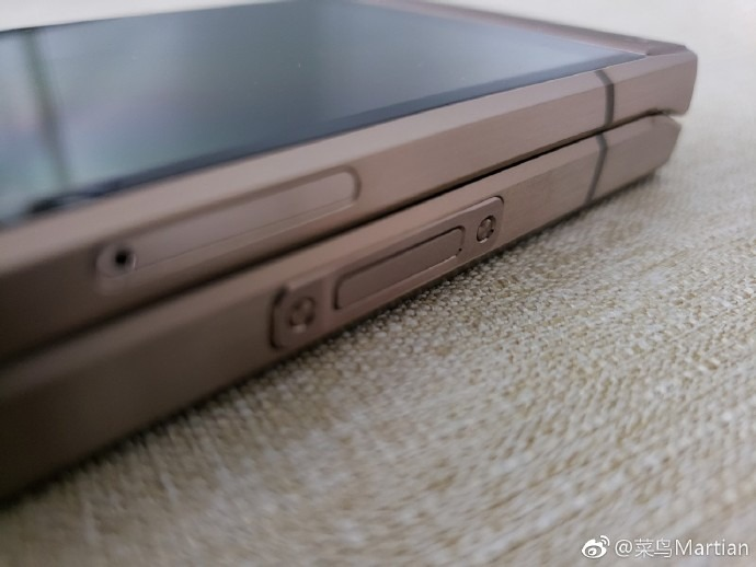 Infinity Flex Display : Samsung présente son premier smartphone pliable
