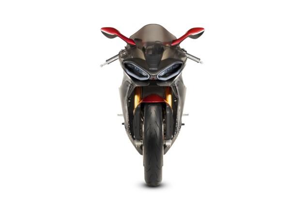 SuperNEX : cette moto sportive électrique imite le bruit d'un moteur thermique