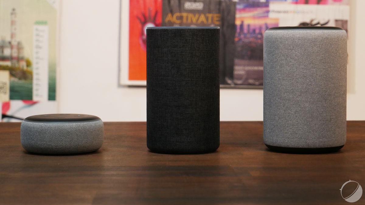 Avec Echo, Amazon a été le précurseur du marché des enceintes connectées