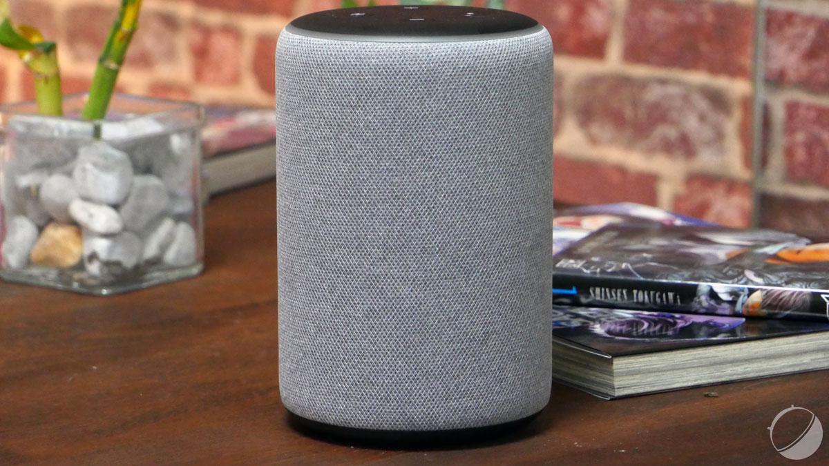 Test Amazon Echo Plus : notre avis complet - Enceinte Connectée