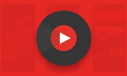 YouTube Music se prépare à devenir le lecteur musical par défaut d'Android