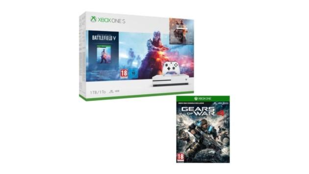 🔥 Bon Plan : la Xbox One S 1 To avec Battlefield V et Gears 4 à 199 euros sur Cdiscount