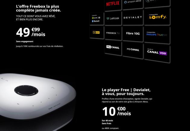 Freebox Delta : Free prouve qu'il n'est plus le trublion des télécoms avec son « couscous boulettes »
