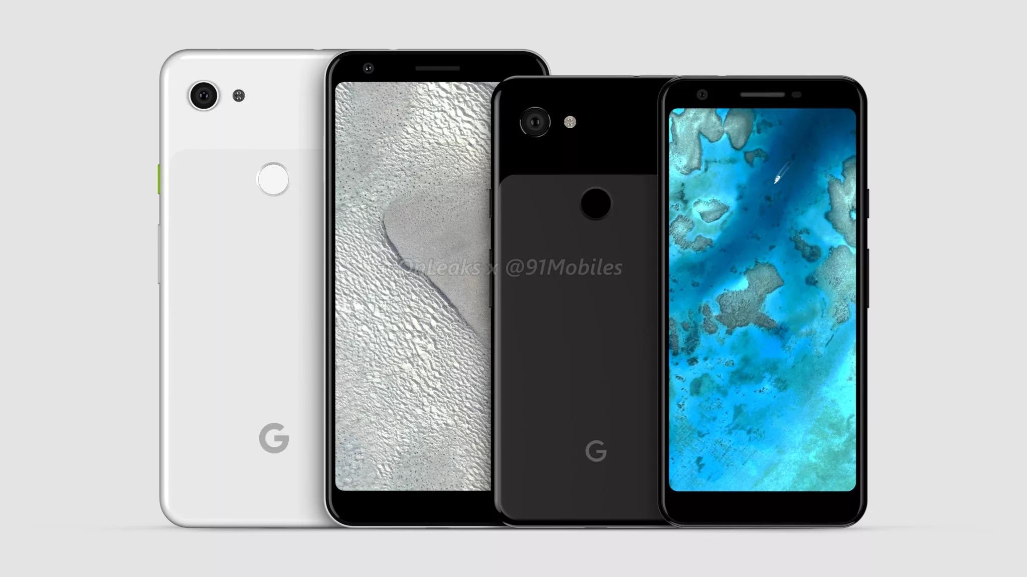 Google Pixel 3a et 3a XL : une source confirme noms et caractéristiques, le prix serait plus élevé que prévu