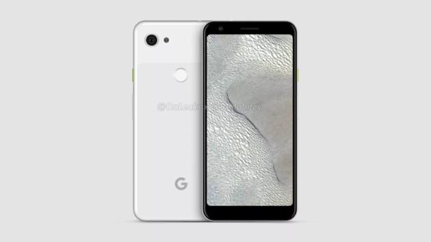 Google Pixel 3 Lite et Pixel 3 Lite XL : voici les images de leur design sous tous les angles
