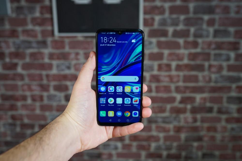 Test du Huawei P Smart 2019 : la valeur sûre du début d'année