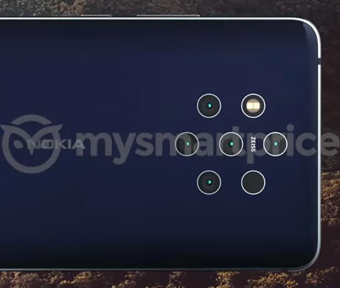 Le Nokia 9 PureView apparaît en détails et en vidéo avant sa présentation officielle