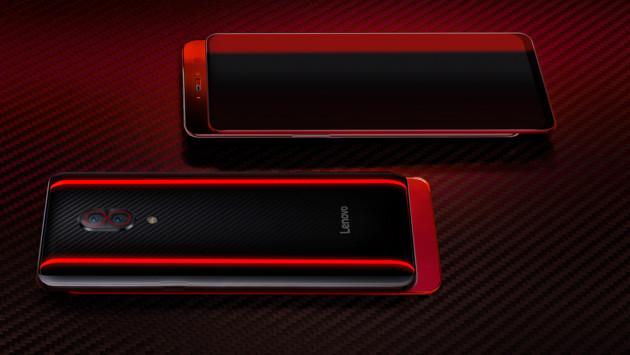 Lenovo Z5 Pro GT : Snapdragon 855, 12 Go de RAM et écran borderless coulissant