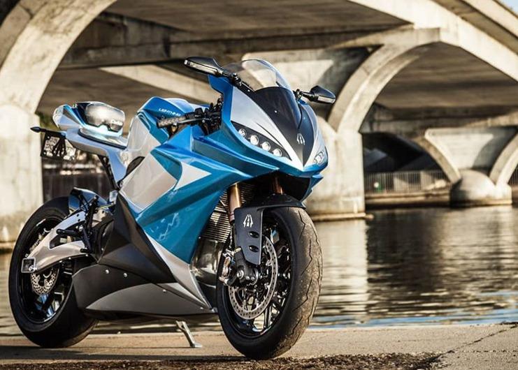 Ls 218 La Superbike Electrique La Plus Rapide Du Monde Prend Son