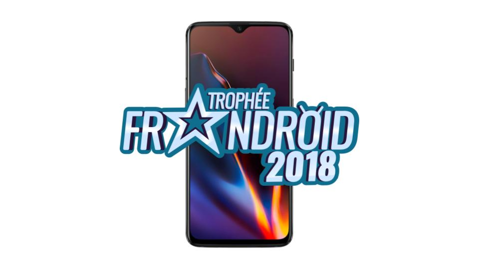 Les meilleurs smartphones en 2018 de la communauté FrAndroid