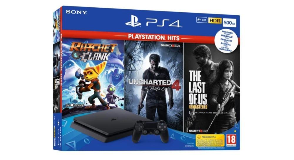 🔥 Bon plan : pack PS4 Slim avec 3 jeux exclus Sony à 239 euros sur Amazon