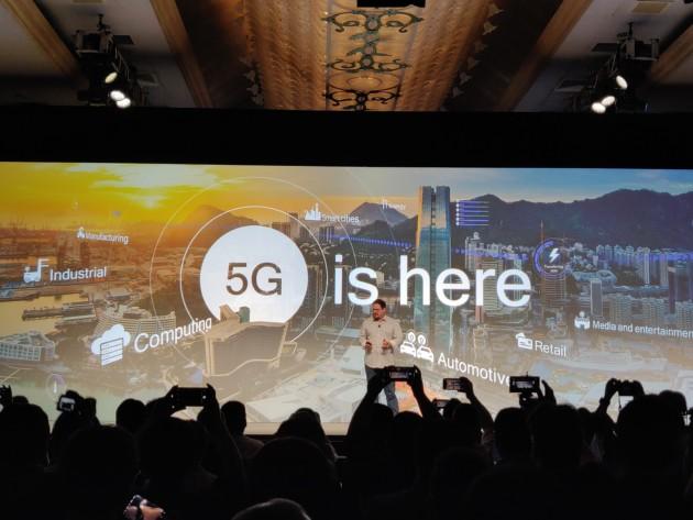 CES 2019 : plus de 30 appareils 5G avec Qualcomm Snapdragon X50 sortiront cette année