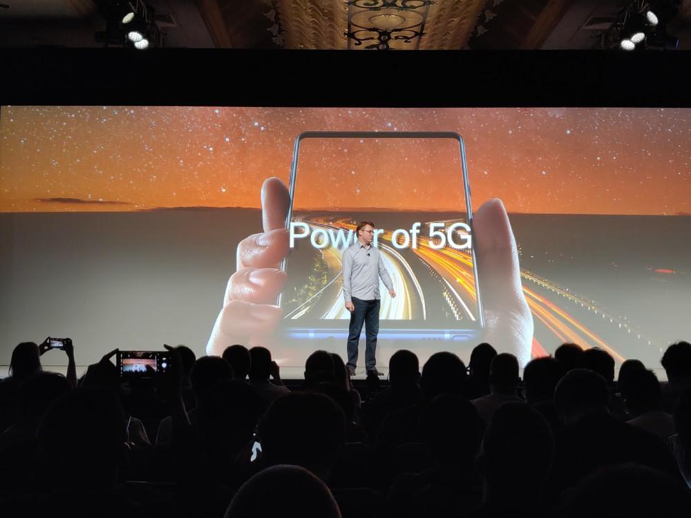 Pour son premier smartphone 5G, Samsung fait confiance à Qualcomm