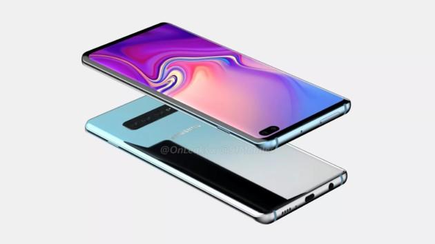 Les Samsung Galaxy S10 seraient présentés avant le MWC 2019 par peur de Huawei