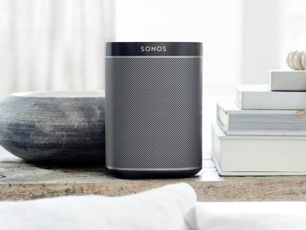 Sonos est connu pour ses enceintes connectées