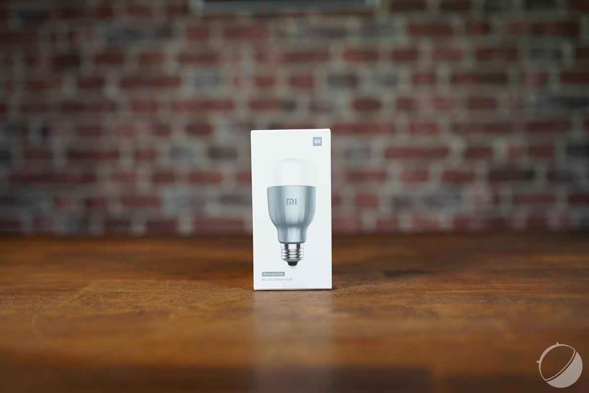 La Connectée BulbEnfin Test Xiaomi Une Smart Ampoule De Led Mi IvYfym7gb6