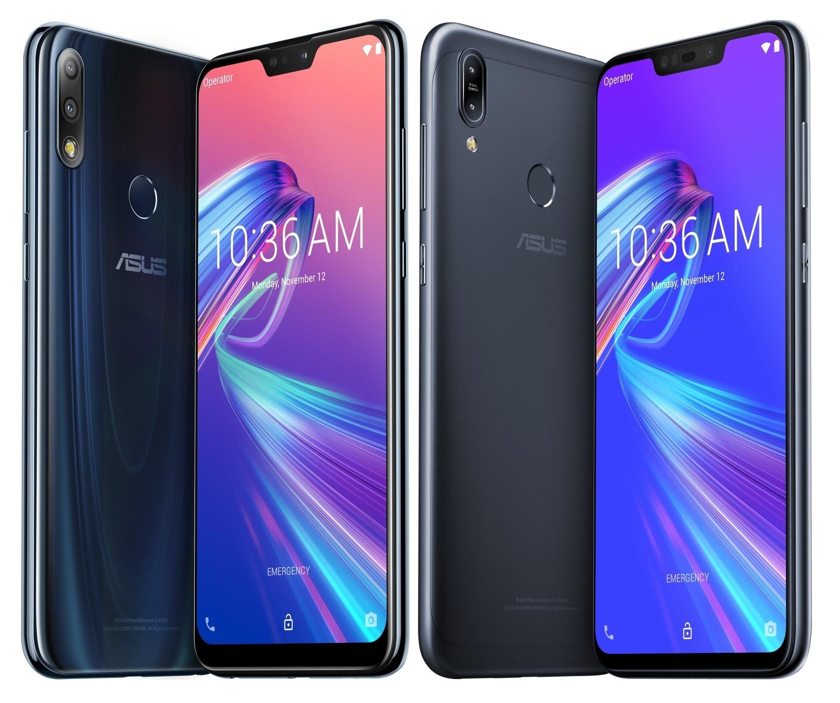 Depuis Quelques Semaines Les Fuites Se Multiplient Au Sujet Des Nouveaux Smartphones Dentree De Gamme DAsus Zenfone Max M2 Et Pro