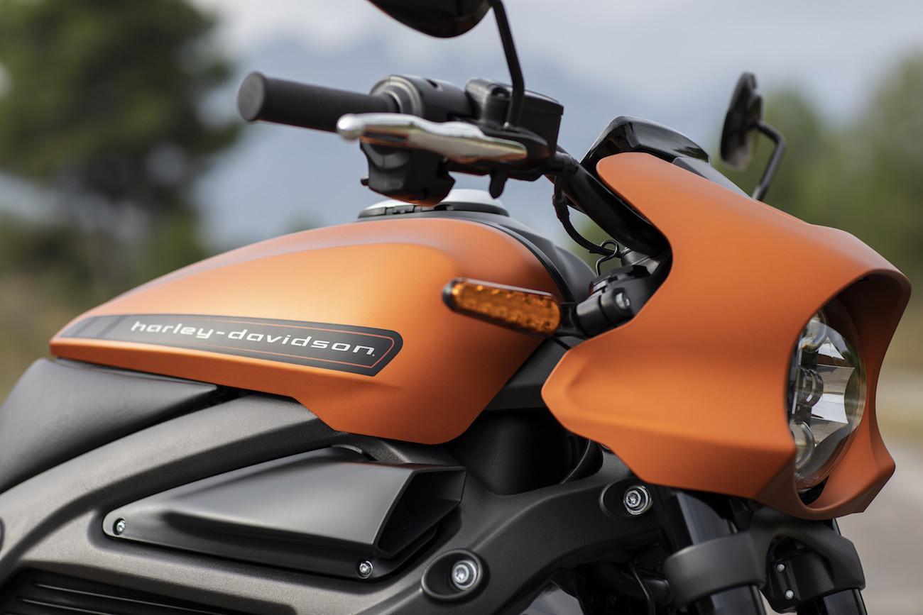 La moto électrique d'Harley-Davidson annoncée à partir de 33.900 euros — Livewire
