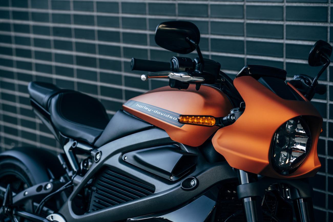 Livewire : la moto électrique d'Harley-Davidson annoncée à partir de 33.900 euros