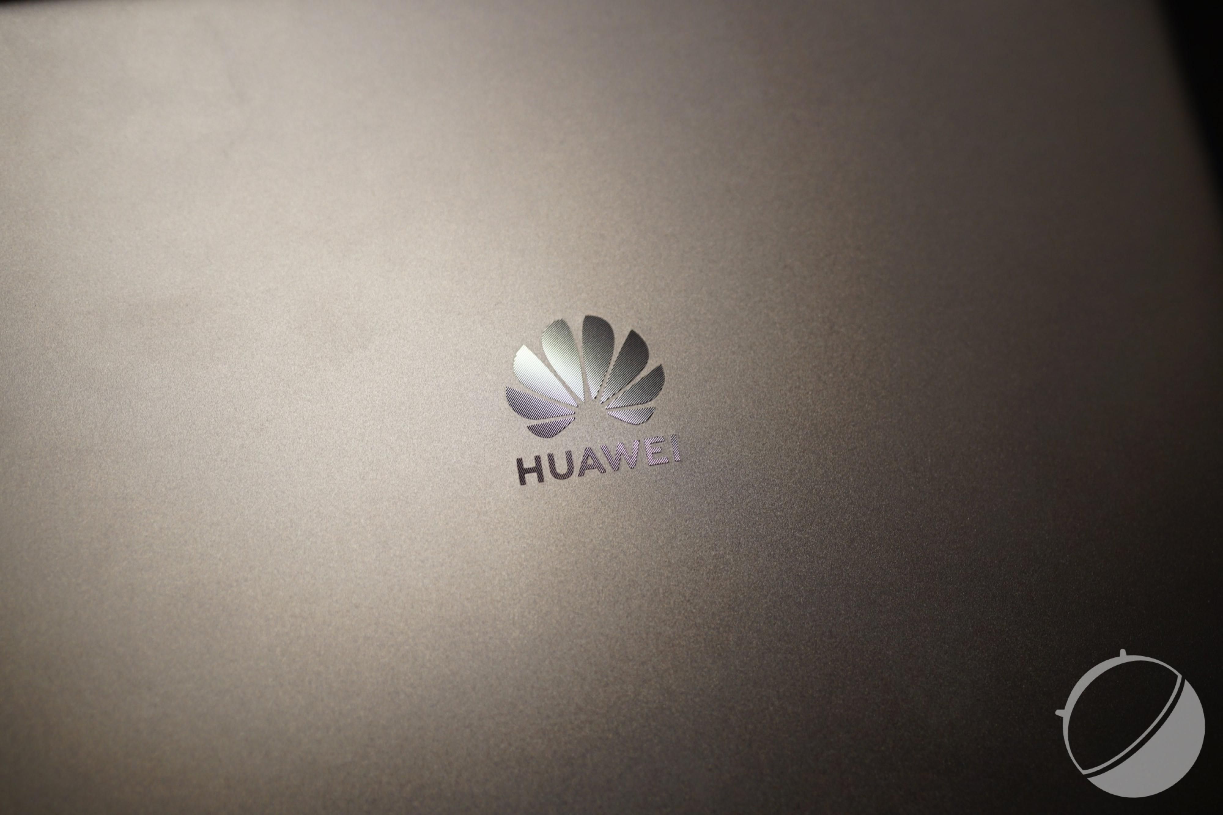 Prise en main du Huawei Matebook 13, comme un Air - FrAndroid