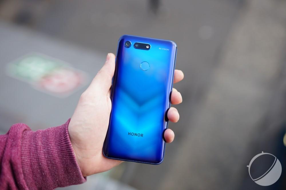 Le Honor View 20 intègre la même puce que le Huawei P30 Pro