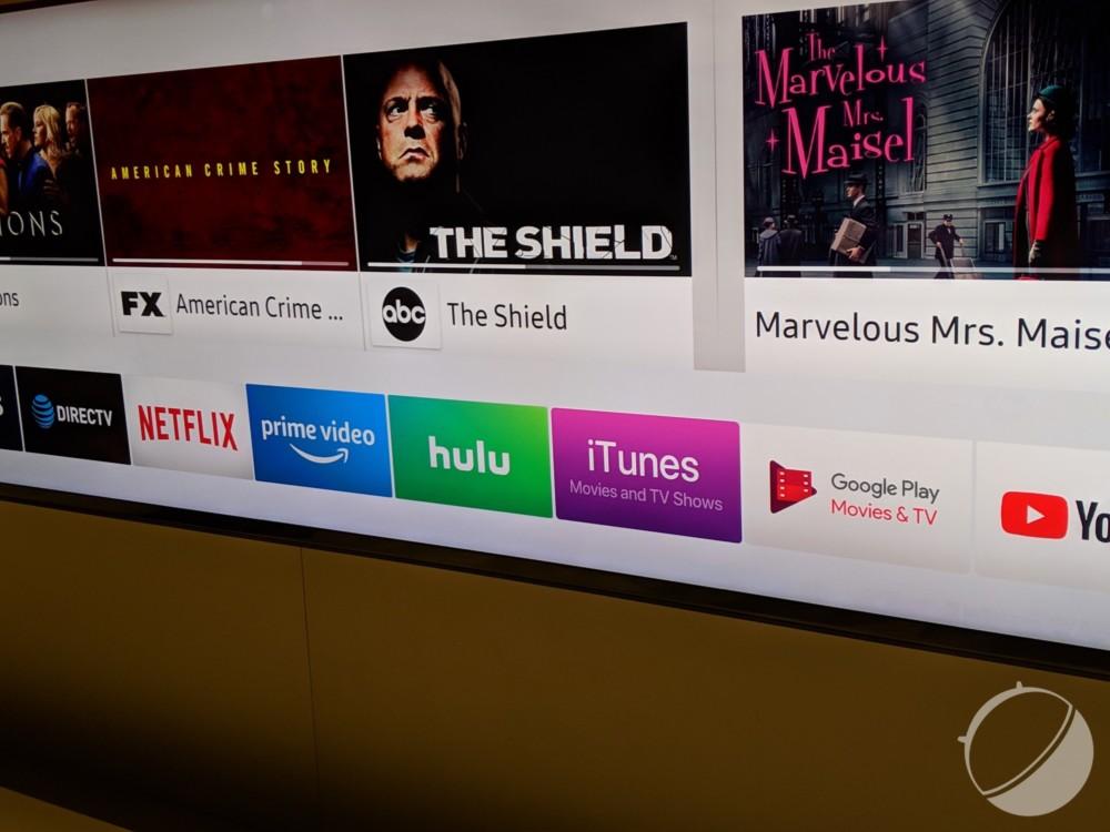 Apple et Samsung s'associent : iTunes et AirPlay 2 arrivent sur les TV coréennes