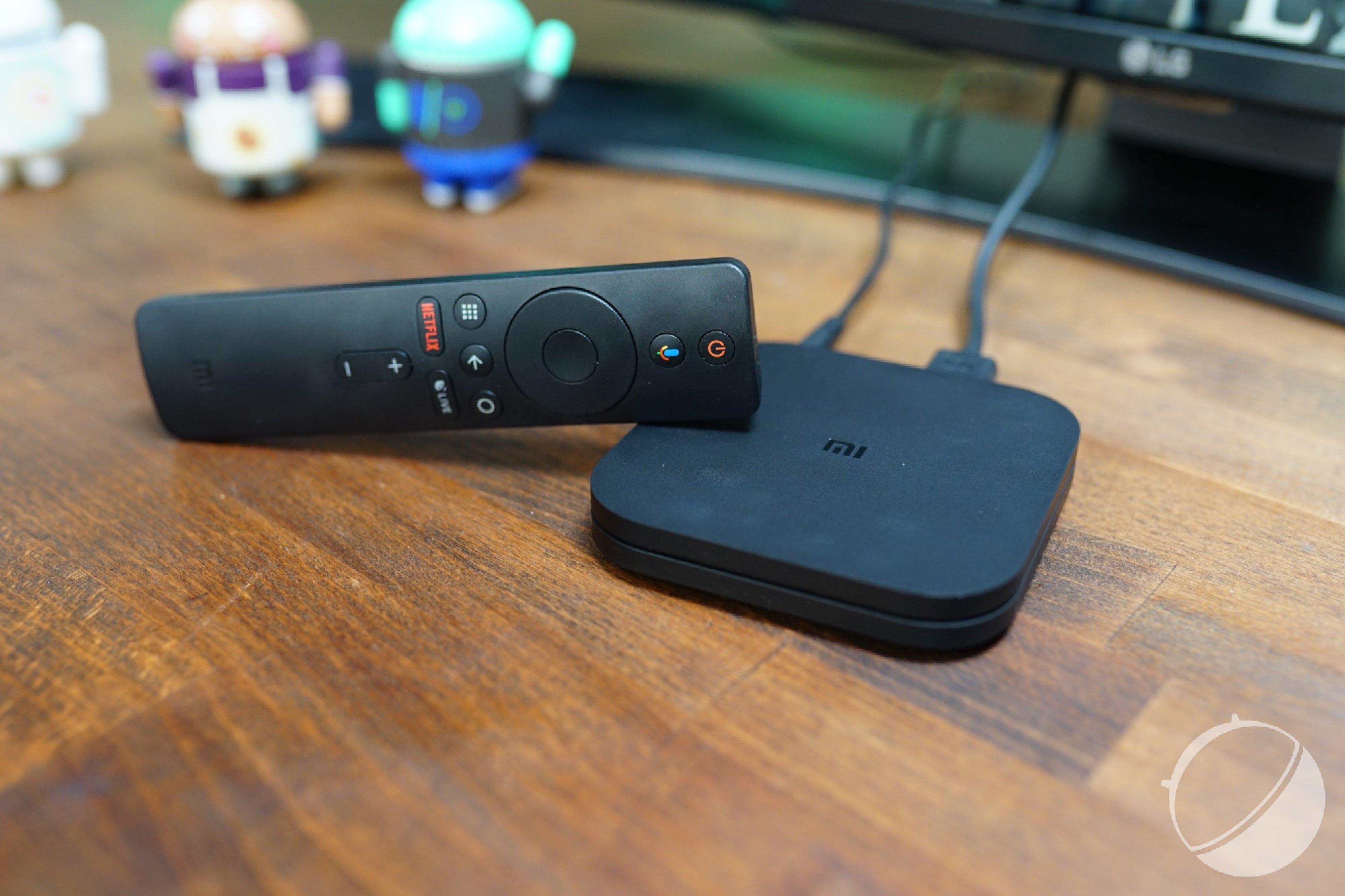 Test Xiaomi Mi Box S : notre avis complet - Android TV