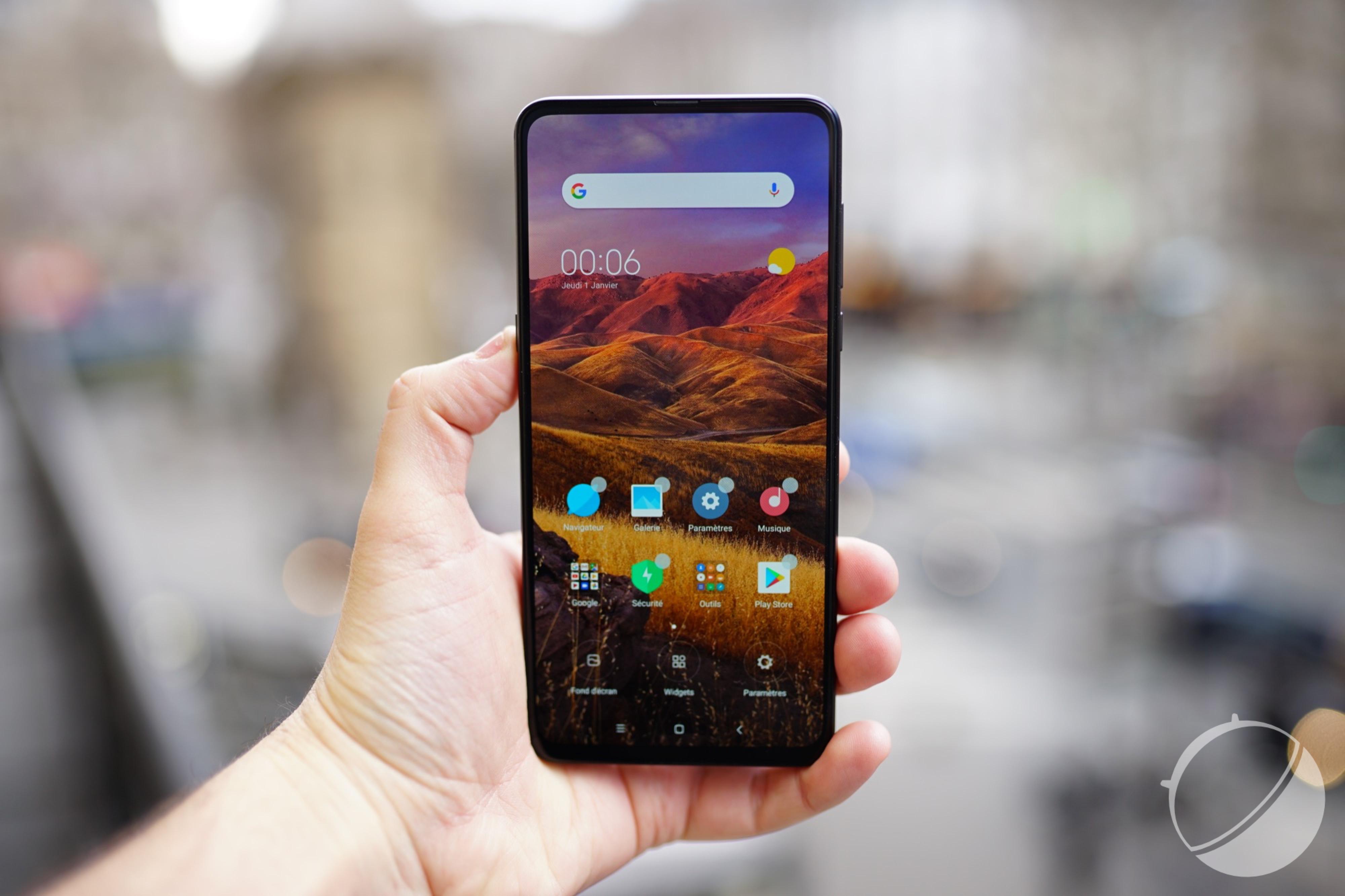Xiaomi Mi Mix 4 avec recharge 200 W : pourquoi c'est peu probable - Frandroid