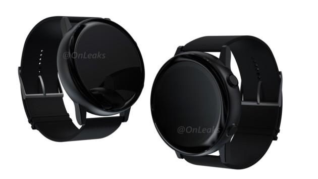 Samsung Galaxy Watch Sport : voici à quoi ressemble la prochaine montre connectée du Coréen