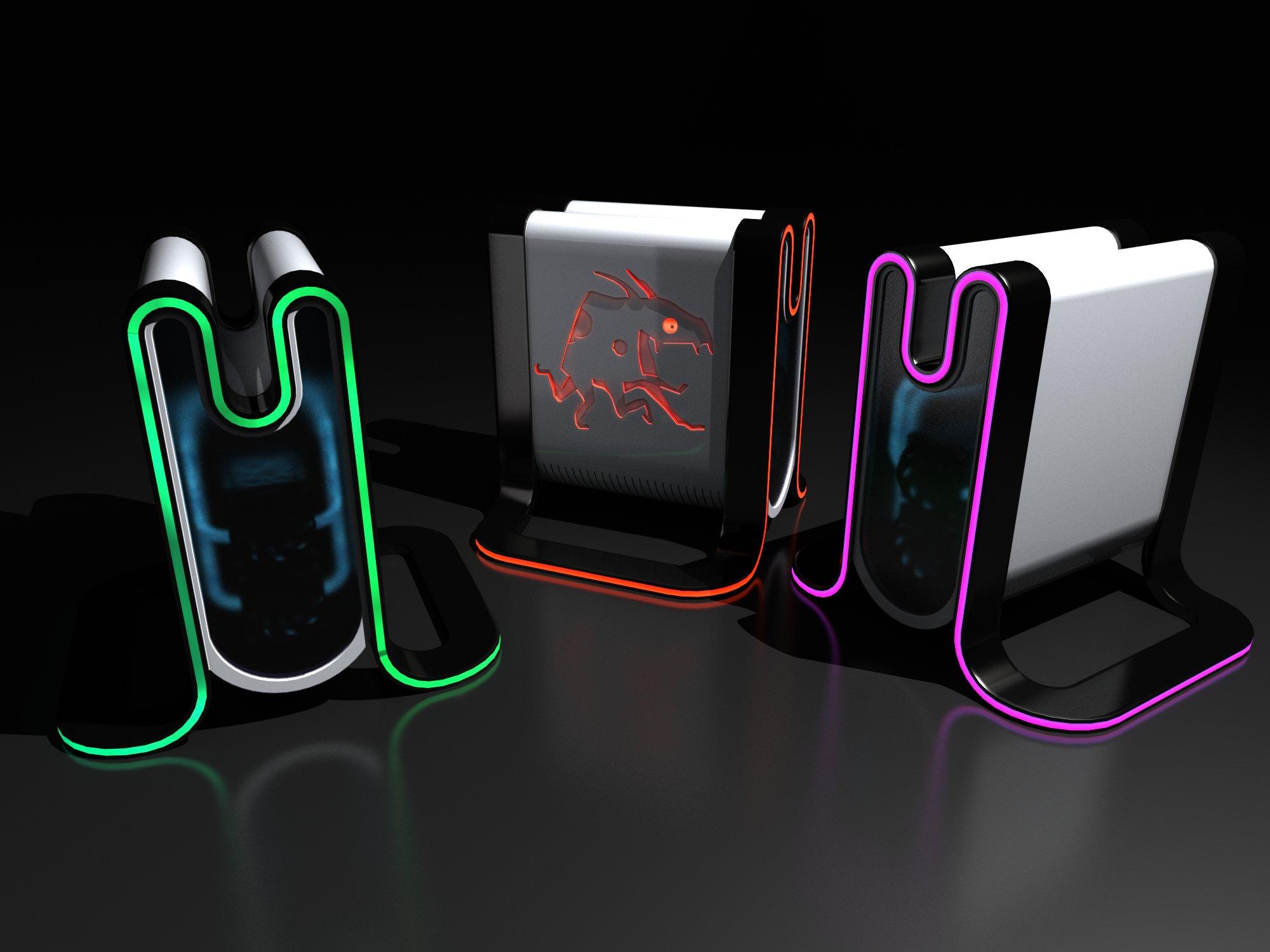 Mad box les promesses folles d 39 une nouvelle console de jeu frandroid - Nouvelle console de jeux ...