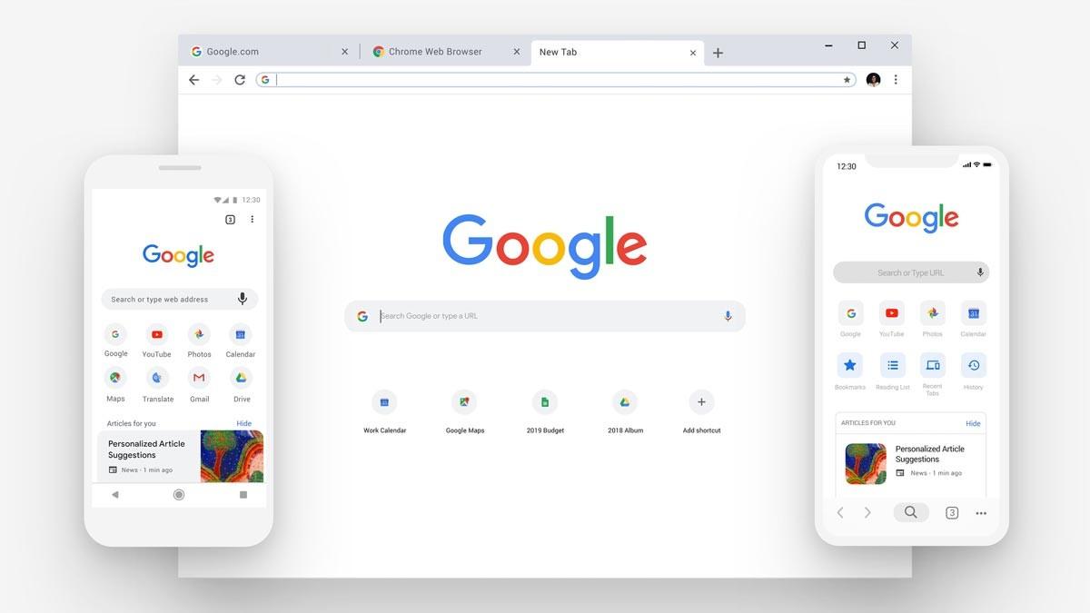 Google Chrome va vous éviter de tomber sur des faux sites pièges