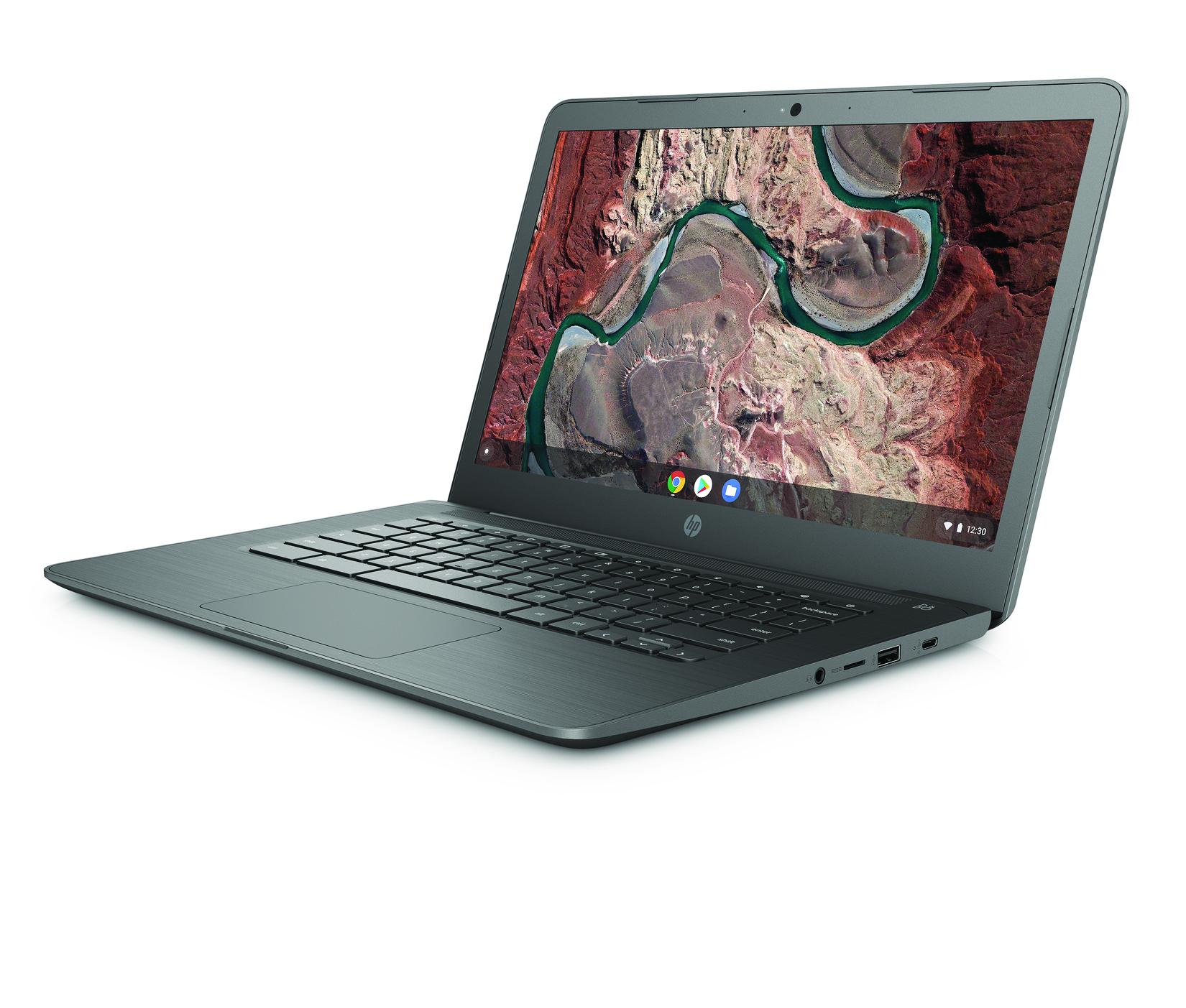 e2a3a7d60e7b6f La plus grande spécificité du nouveau HP Chromebook 14 est d être le  premier Chromebook à utiliser une architecture créée par AMD et non Intel.
