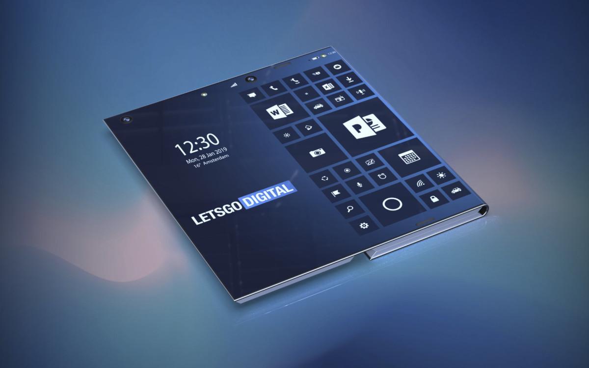 Une image créée pour refléter le design imaginé par Intel