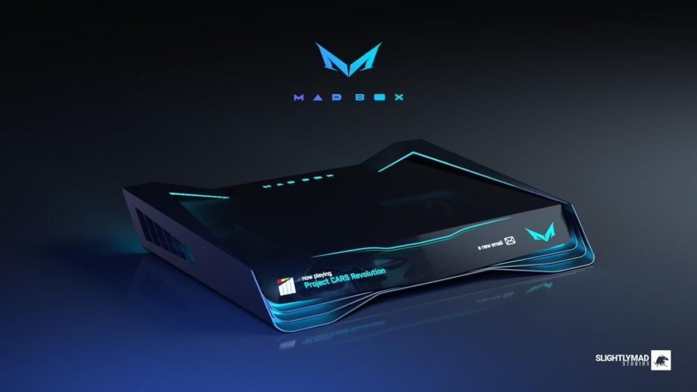 La console Mad Box est là : voici son design définitif