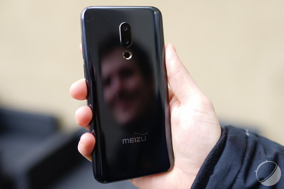 Test du Meizu 16th : le téléphone que personne n'avait demandé
