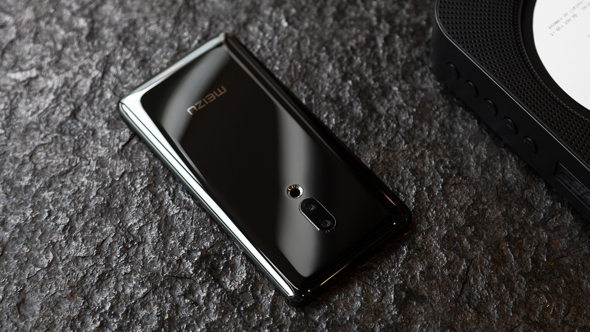 Meizu Zero : le smartphone sans boutons ni connectique USB-C !