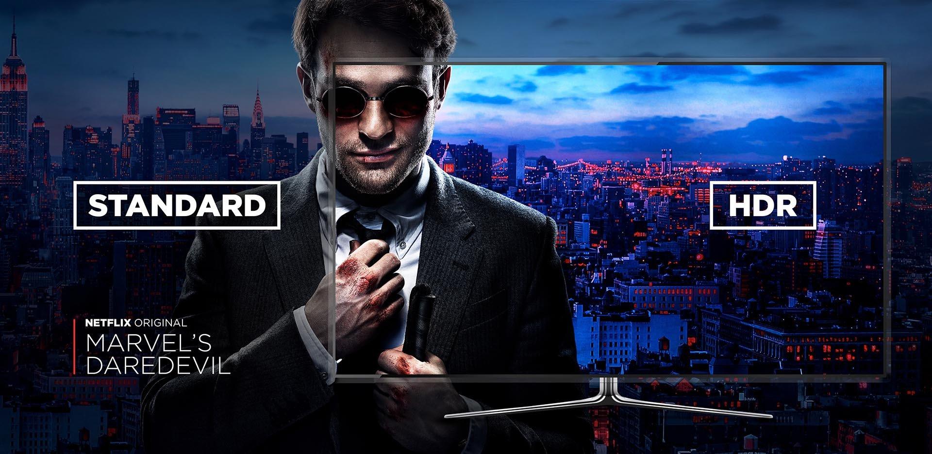 Netflix et HDR : liste des smartphones et tablettes compatibles
