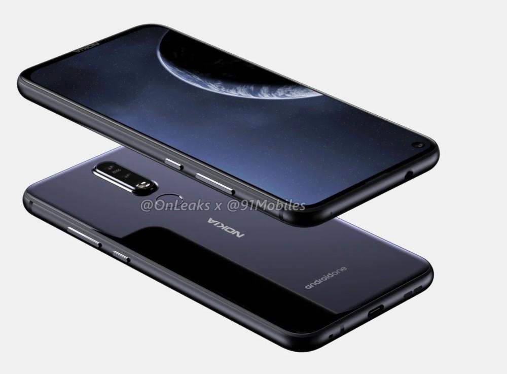 À qui le tour ? Nokia travaillerait aussi sur un smartphone à écran percé