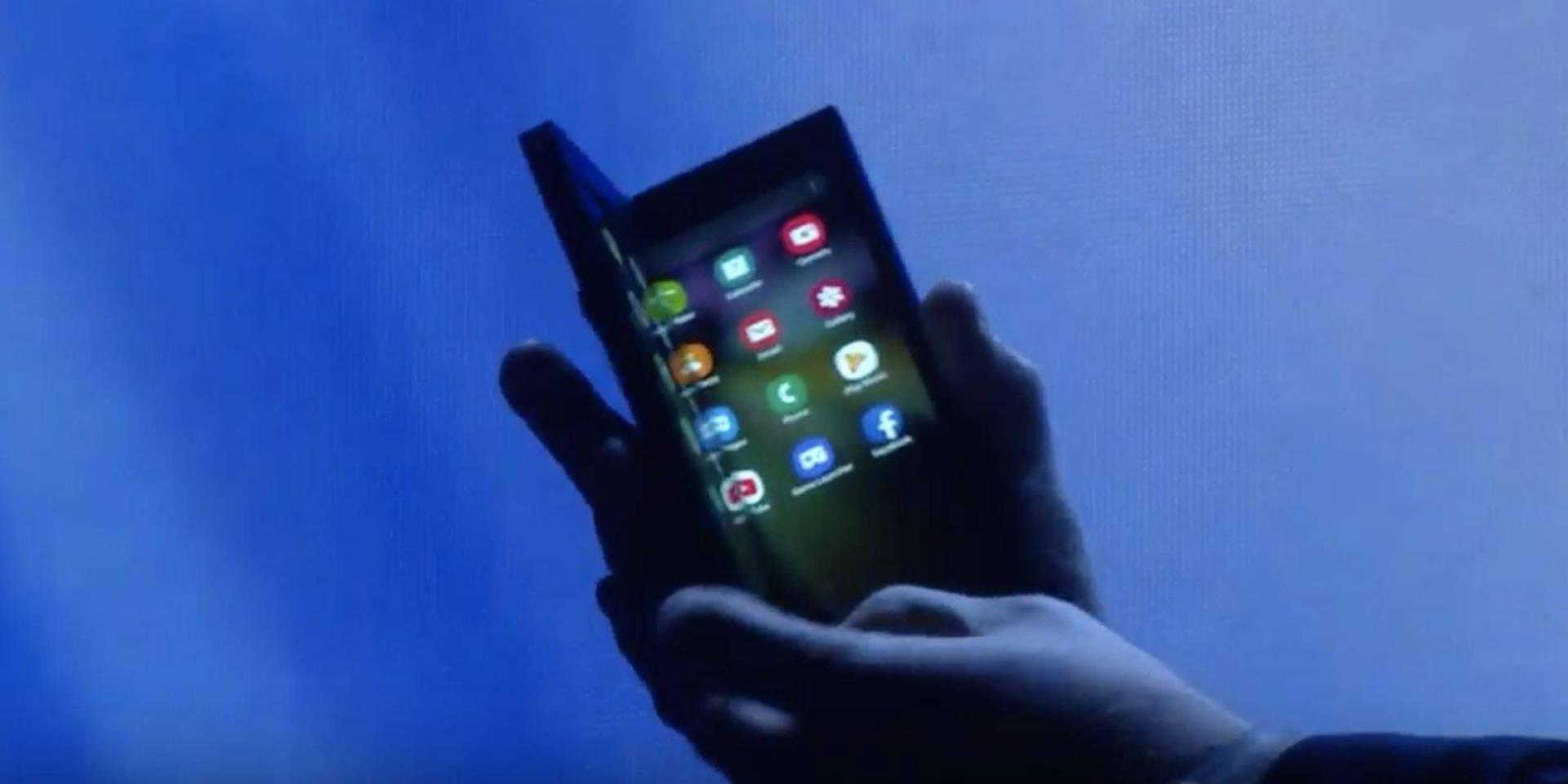 Samsung Galaxy F : le prix du smartphone pliable pourrait ...